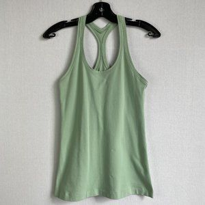 LULULEMON Pastel Green Tank Top